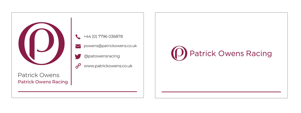 business card design and print Newmarket